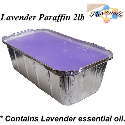 Sharonelle Lavender Paraffin Wax