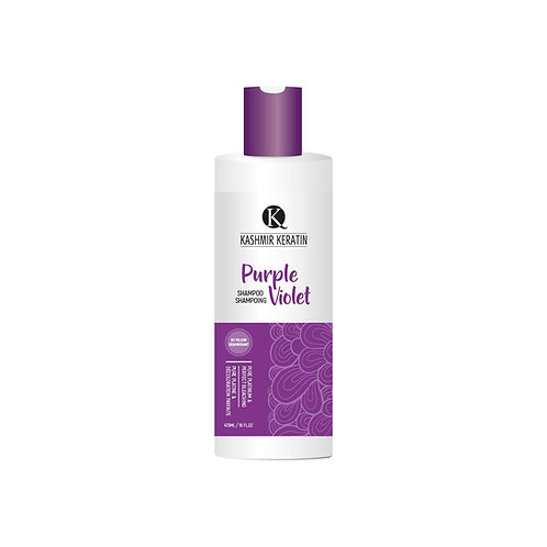 Kashmir Keratin Purple Shampoo 16 oz