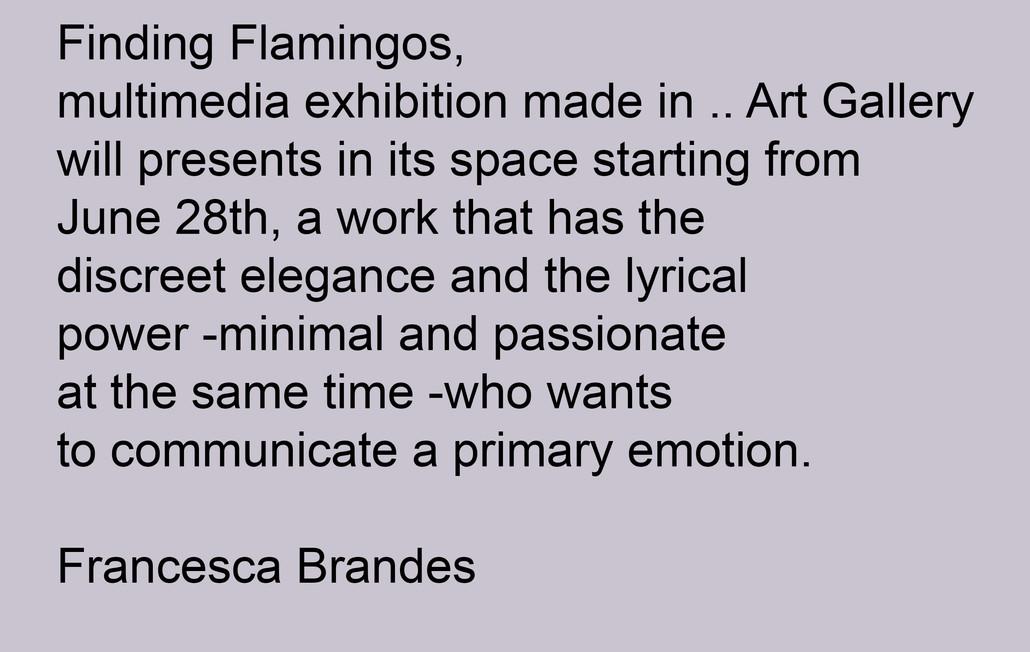 art Critic Francesca Brandes