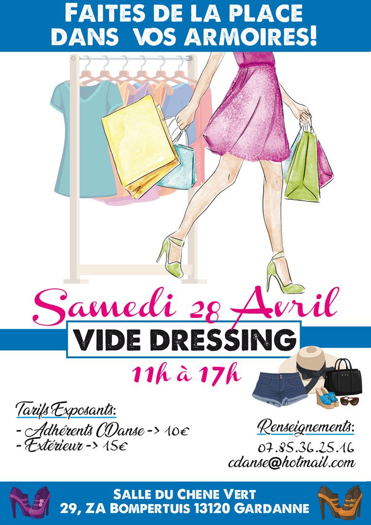 Affiche - Vide Dressing