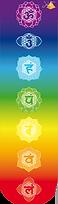 CHAKRAS ARC EN CIEL Marques-pages livre - Carré plastifié Fleur de vie Métatron géométrie sacrée planches modèles cadres soins énergétiques minéraux pendule lithothérapie naturopathie gemmothérapie 7 chakras alignement pierre recharger cristaux nettoyer purifier purification énergies Méditation vibration bien-être radionique radiesthésie stickers poster autocollant dessin set de table bienfaits égypte produits énergétiques divination divinatoire cadran animaux 7 chakras alignement décoration