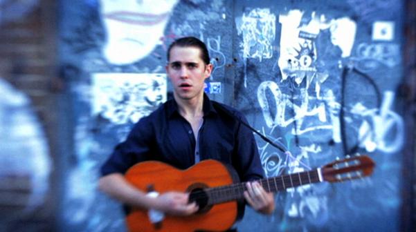 Yves Klein Blue- Music clip