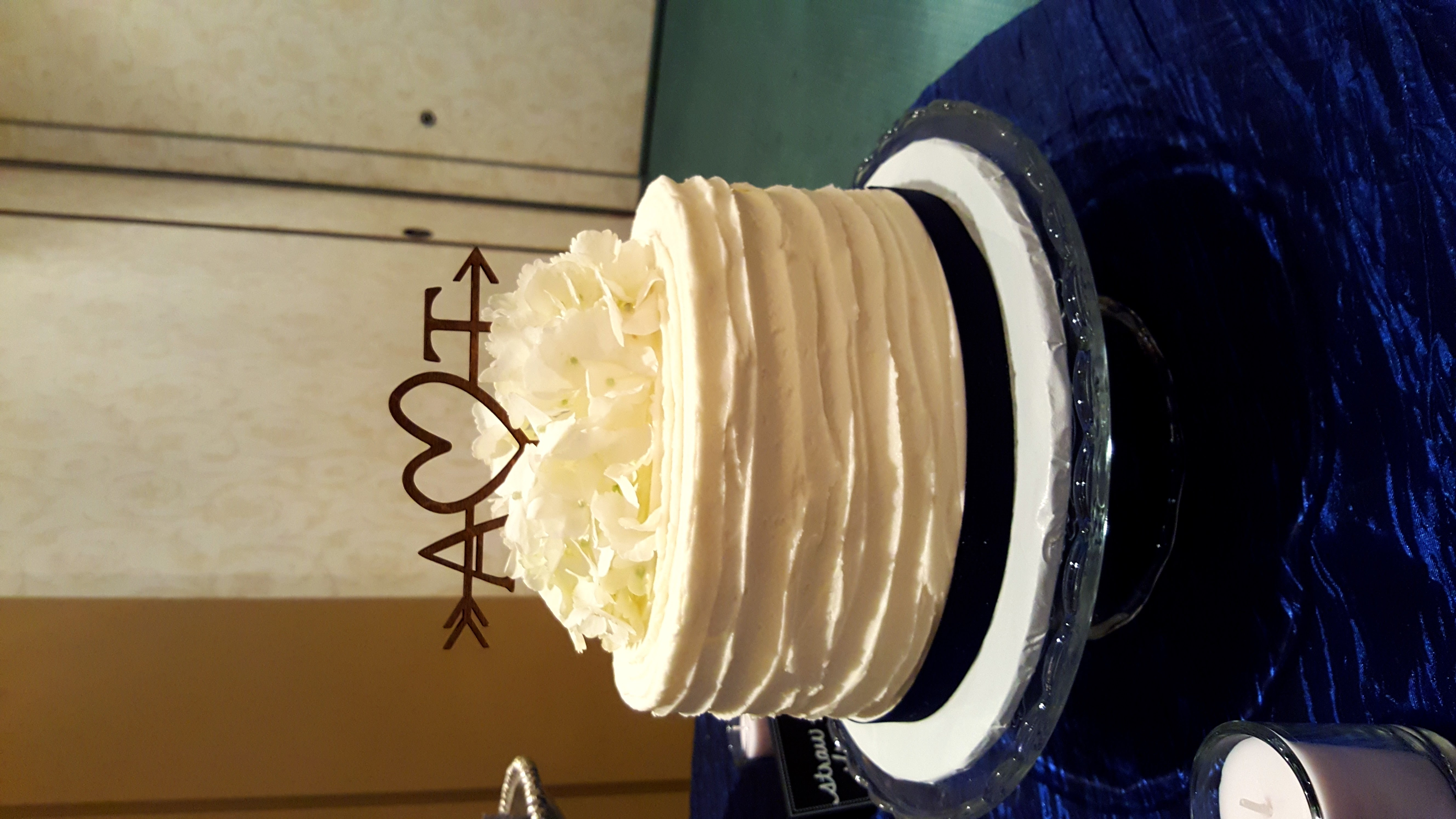 Buttercream Rustic