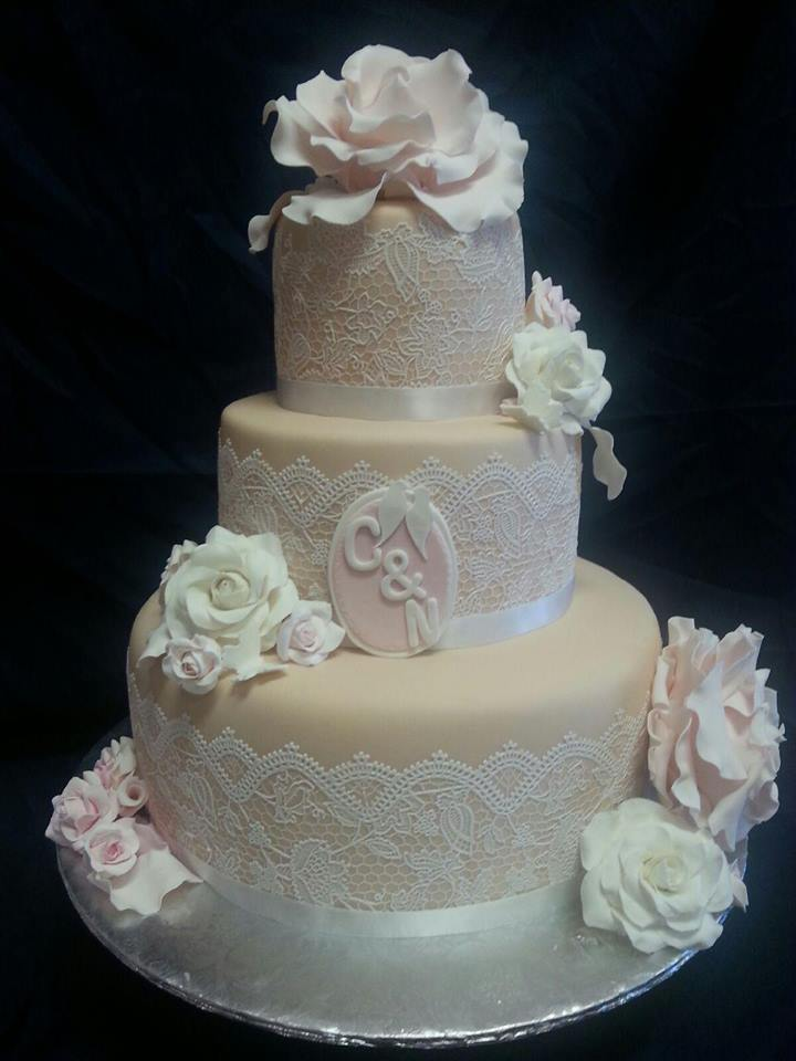 Wedding Cakes 1017 E Bloomingdale Ave Petite Madelyn S Bakery