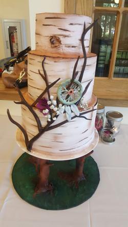 Woodland Cake