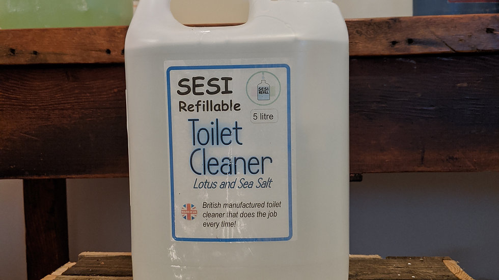Sesi Toilet Cleaner