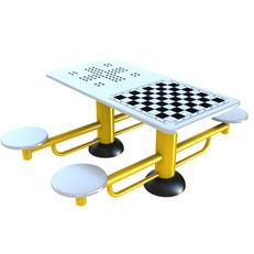 Stolik szachy-chińczyk
