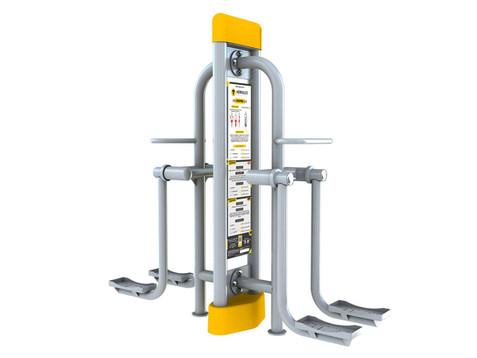 Adducteur Fitness en Plein Air
