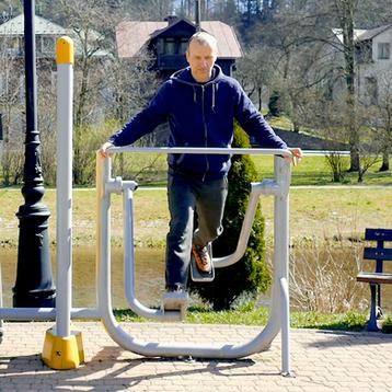 Marcheur Fitness Plein Air