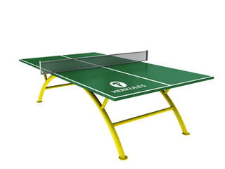 Ping Pong Table - Green II