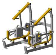 Paralimp shoulder press
