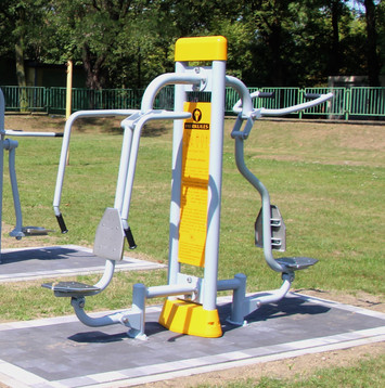 Push Fitness en Plein Air