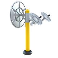 Tai Chi + Big Wheel