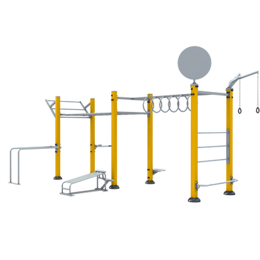 Cross Fit Station
