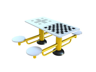 Chess Table / Ludo