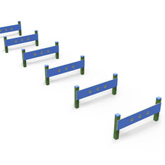 OBSTACLES PATTE