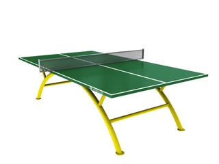 Ping Pong Table - Green I