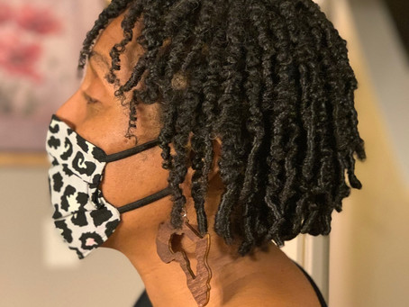 """""""So, why did you decide to loc your hair?""""  I'm glad you asked..."""