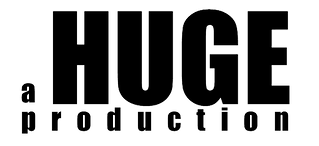 A huge production logo Transparent  BLac
