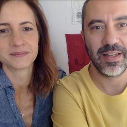 17h Entrevista com Giuliano Tierno e Angela Castelo Branco, fundadores da A Casa Tombada