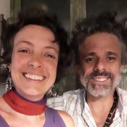 14h Entrevista com José Vieira e Ritamaria, artistas da Casa Japuanga