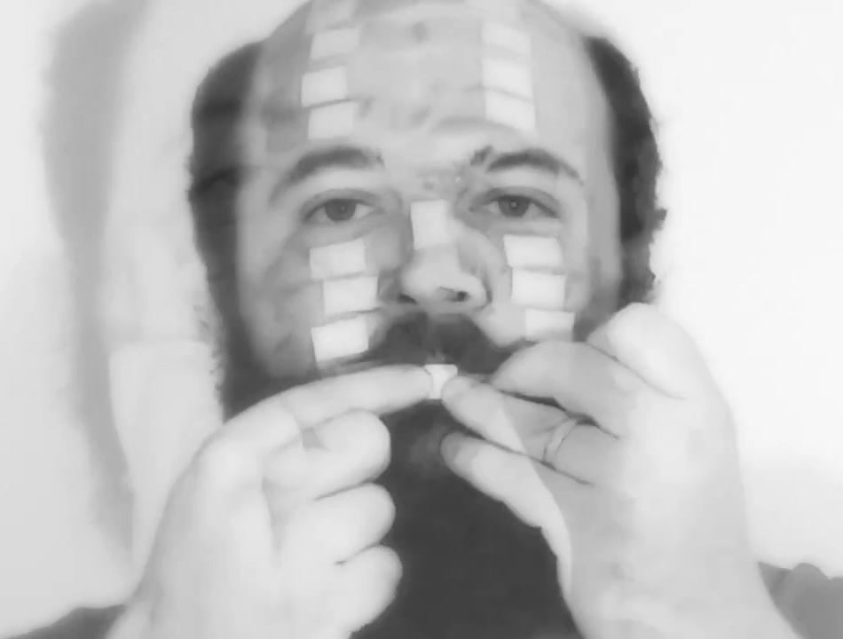 20h50 Apresentação de videoarte de Daniel Minchoni
