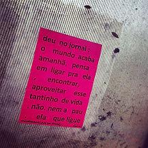 Foto 8. Deriva LauLAMBE_DEU NO JORNAL (2