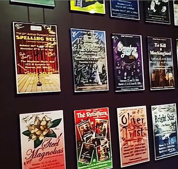 On Stage Poster Wall.JPG