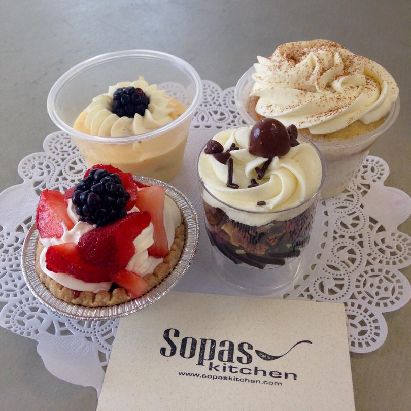 SOPAS KITCHEN catering