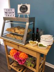 Sopas Kitchen Empanada Cart