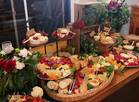 Why Your Next Event Needs a Grazing Table!
