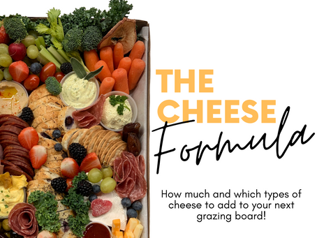 The Cheese Formula