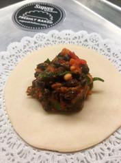 Sopas Kitchen Empanada