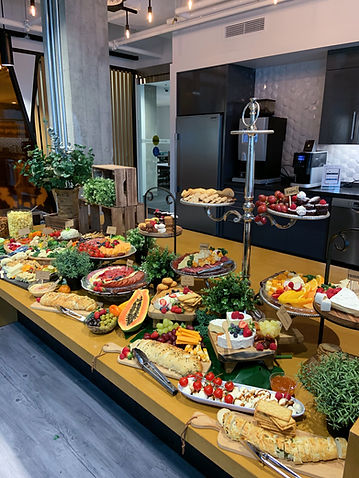 Grazing Table by Oh Graze