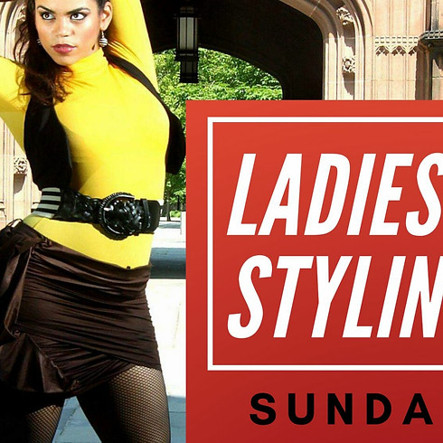 LADIES STYLING WITH ELEANEE
