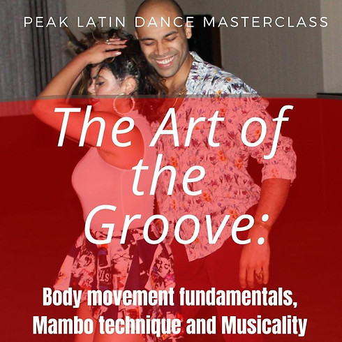 Masterclass: Art of the Groove