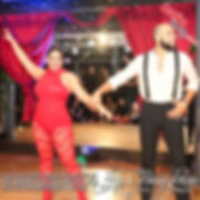 Eleanee Jimenez & Baudilio Rivera. Peak Latin Dancing Instructors