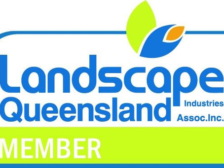 Gadd Landscape Solutions are now proud members of Landscape Queensland! 💚