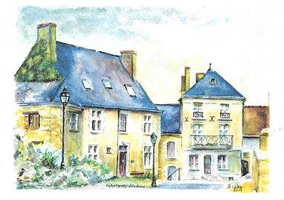 Rue du Tertre