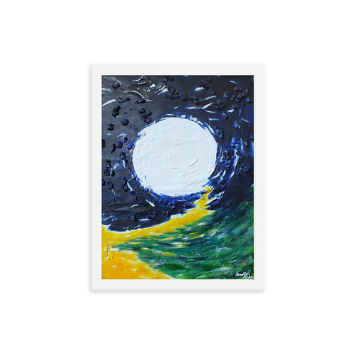 Resillience I, Original Framed Print - Achieve in Nature Collection