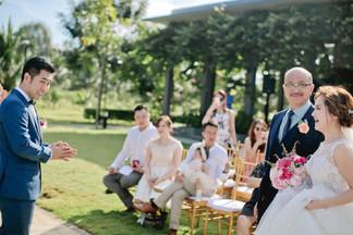 Sky & Jenny   Sincerité Wedding