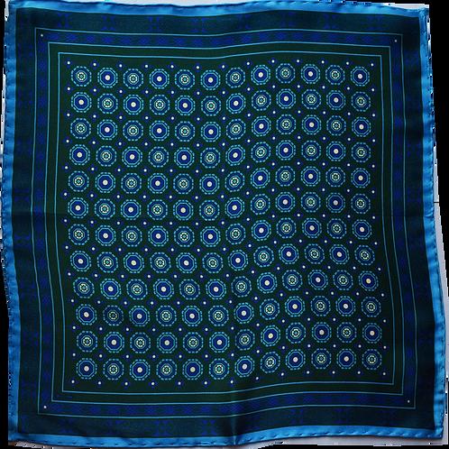 Pochette Square 100% silk