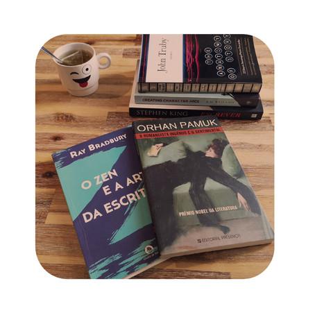 Dicas de livros sobre escrita