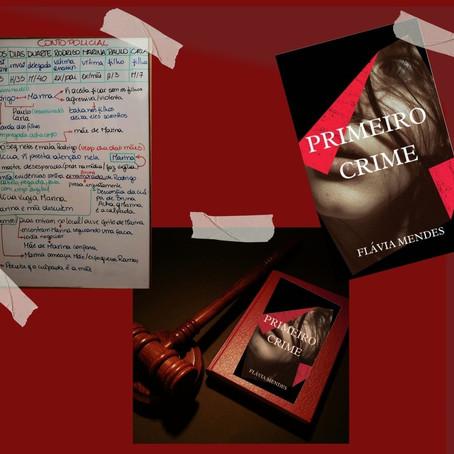 Primeiro Crime - Processo de Criação do Conto