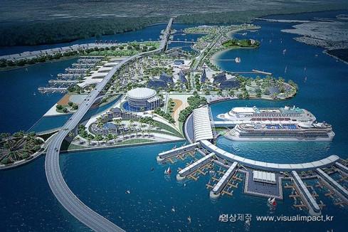 발리국제항 개발 프로젝트
