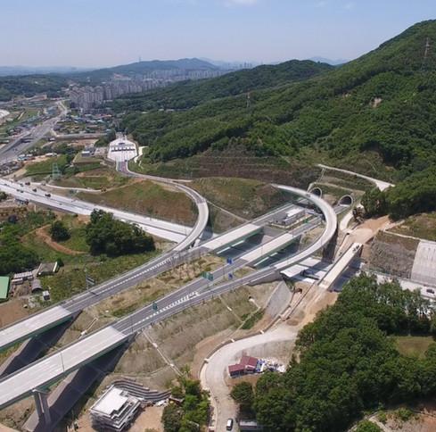 덕송-내각 고속화도로 준공홍보영상
