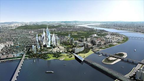 서울비전 2020 용산 국제업무지구