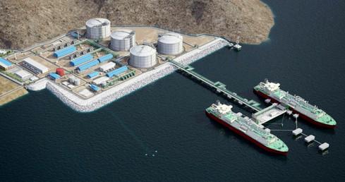 UAE 에미레이츠 LNG 플랜트 홍보영상