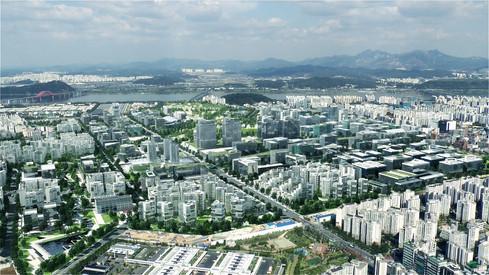 마곡 도시개발사업 홍보영상