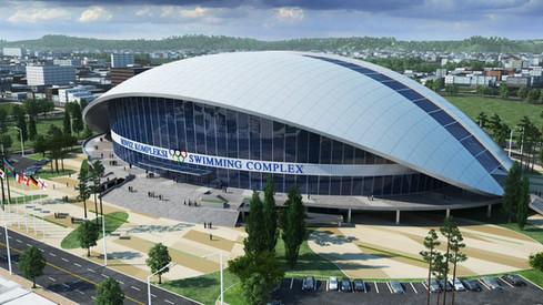 아제르바이잔 Swimming Arena 홍보영상